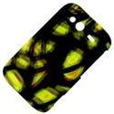 Yellow light HTC Wildfire S A510e Hardshell Case View4