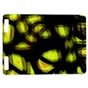 Yellow light Kindle Touch 3G View1