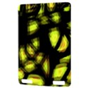 Yellow light Kindle Touch 3G View3