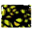 Yellow light Apple iPad 3/4 Hardshell Case View1