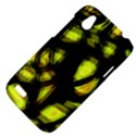 Yellow light HTC Desire V (T328W) Hardshell Case View4