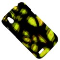 Yellow light HTC Desire V (T328W) Hardshell Case View5