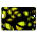 Yellow light Amazon Kindle Fire HD (2013) Hardshell Case View1