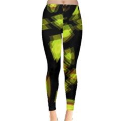 Yellow light Leggings
