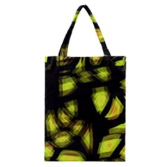 Yellow light Classic Tote Bag