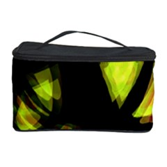 Yellow Light Cosmetic Storage Case