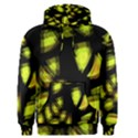 Yellow light Men s Pullover Hoodie View1