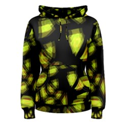 Yellow Light Women s Pullover Hoodie