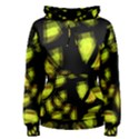 Yellow light Women s Pullover Hoodie View1