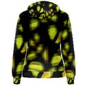Yellow light Women s Pullover Hoodie View2