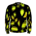 Yellow light Men s Sweatshirt View1