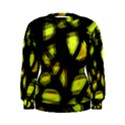 Yellow light Women s Sweatshirt View1