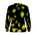 Yellow light Women s Sweatshirt View2