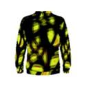 Yellow light Kids  Sweatshirt View2
