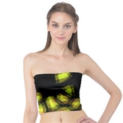 Yellow light Tube Top
