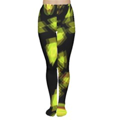 Yellow Light Women s Tights
