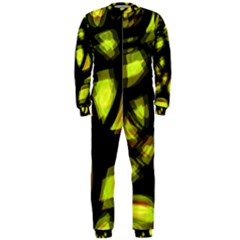 Yellow light OnePiece Jumpsuit (Men)