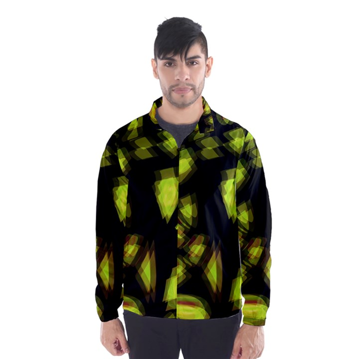 Yellow light Wind Breaker (Men)