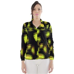 Yellow light Wind Breaker (Women)