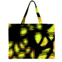 Yellow light Large Tote Bag View1