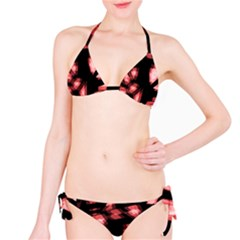 Red Light Bikini Set