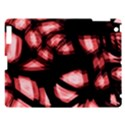 Red light Apple iPad 3/4 Hardshell Case View1
