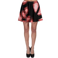 Red Light Skater Skirt