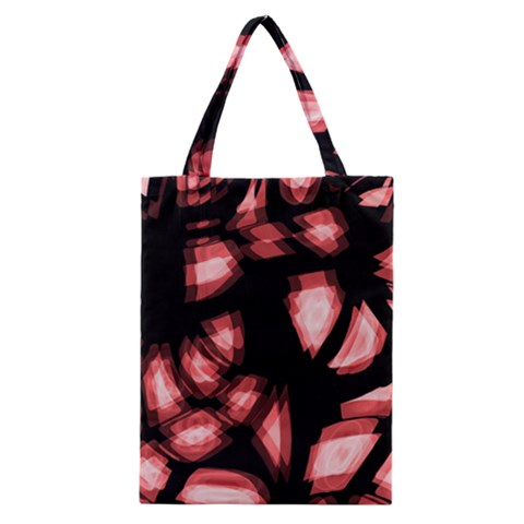 Red light Classic Tote Bag