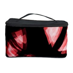 Red light Cosmetic Storage Case