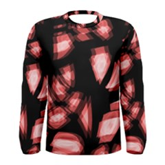 Red Light Men s Long Sleeve Tee