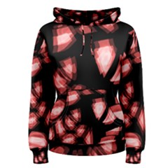 Red light Women s Pullover Hoodie