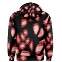 Red light Men s Zipper Hoodie View2