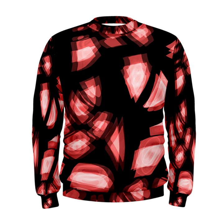 Red light Men s Sweatshirt