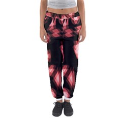 Red light Women s Jogger Sweatpants