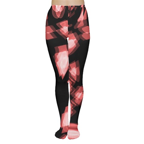 Red light Women s Tights