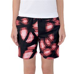 Red light Women s Basketball Shorts