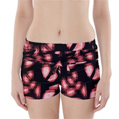Red light Boyleg Bikini Wrap Bottoms