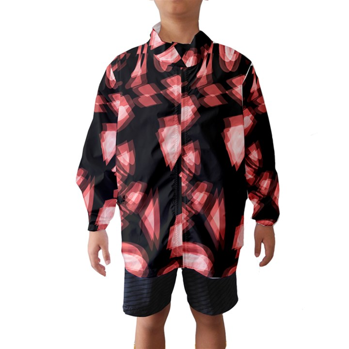 Red light Wind Breaker (Kids)