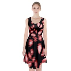 Red Light Racerback Midi Dress