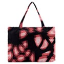 Red light Medium Zipper Tote Bag View1