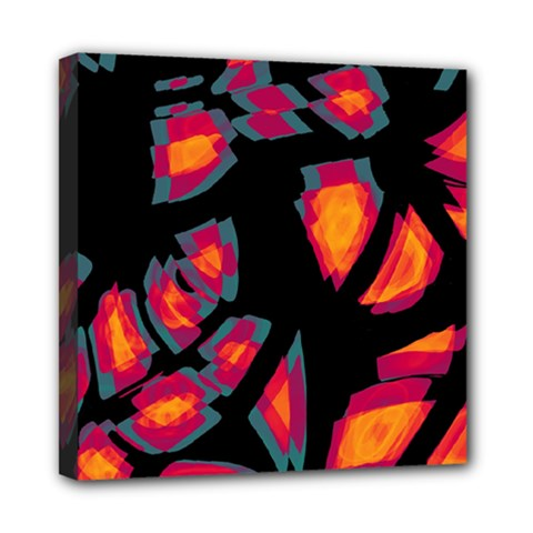 Hot, Hot, Hot Mini Canvas 8  X 8