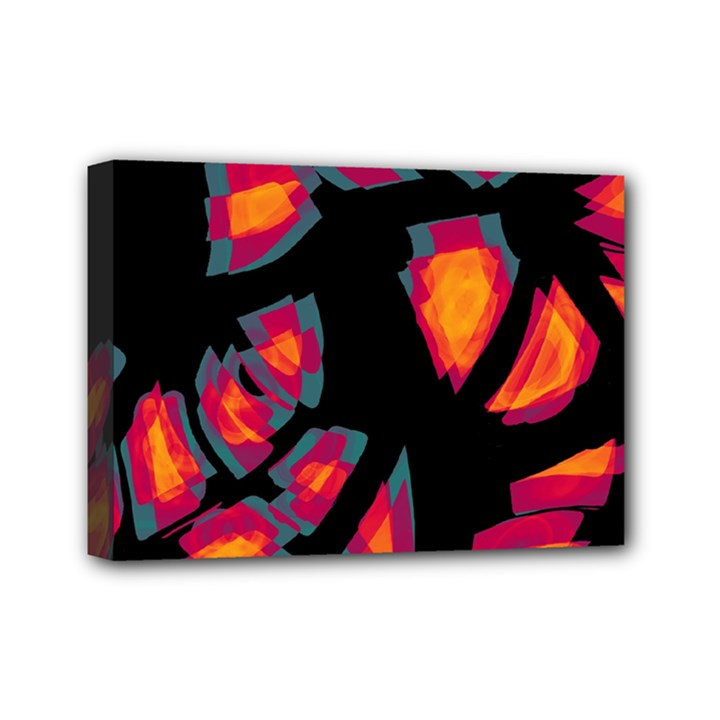 Hot, hot, hot Mini Canvas 7  x 5