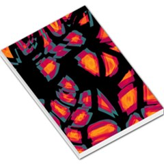 Hot, hot, hot Large Memo Pads