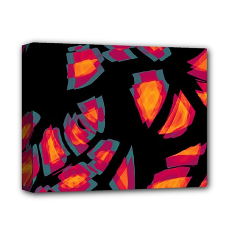 Hot, Hot, Hot Deluxe Canvas 14  X 11
