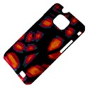 Hot, hot, hot Samsung Galaxy S II i9100 Hardshell Case (PC+Silicone) View4