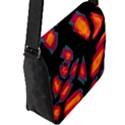 Hot, hot, hot Flap Messenger Bag (L)  View2