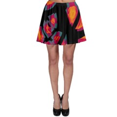 Hot, hot, hot Skater Skirt
