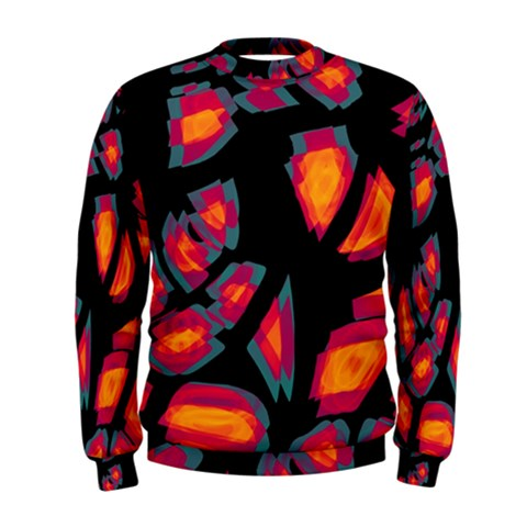 Hot, hot, hot Men s Sweatshirt