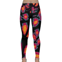 Hot, Hot, Hot Yoga Leggings