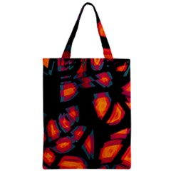 Hot, hot, hot Zipper Classic Tote Bag